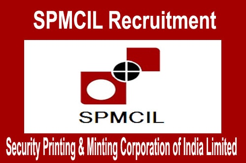 SPMCIL RECRUITMENT 2021