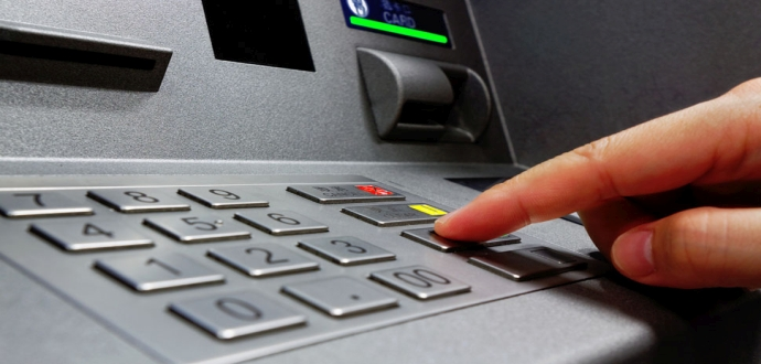 Simple steps to change ATM PIN number via SMS